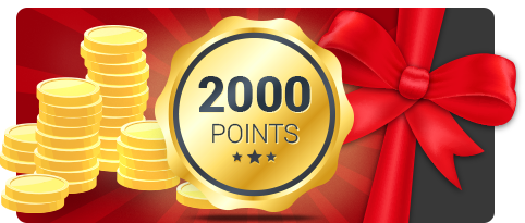 JP Smart Net 2000 points